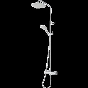 Mora LionX Shower System ylä- ja käsisuihkusetti 391900.DB
