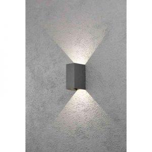 Seinävalaisin ulko Cremona 7940 LED, Konstsmide