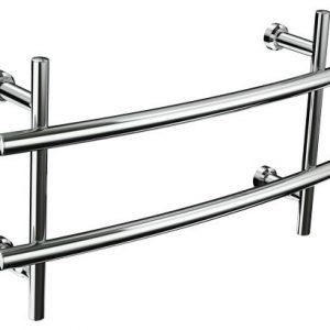 REJ Design Sähkötoiminen E Bamboo Duo 2 / 35W, v/y, o/a  kromi S8134062
