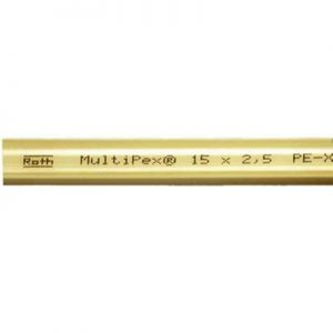 15X2,5 L=60 M MULTIPEX PUTKI ROTH