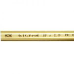 15X2,5 L=120M MULTIPEX PUTKI ROTH