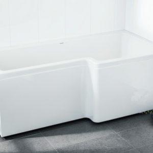 Svedbergs Suihkuamme 150×70/85 Oikea